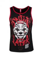 Blood In Blood Out Smile Tanktop - S