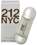 Carolina Herrera 212 For Woman toaletní voda 30 ml