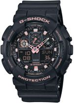 Casio The G/G-Shock GA 100GBX-1A4