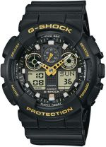 Casio The G/G-Shock GA 100GBX-1A9