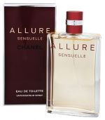Chanel Allure Sensuelle Eau De Toilette - EDT 100 ml