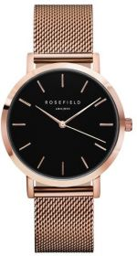 Rosefield The Mercer Black Rosegold