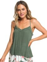 Roxy Dámská halenka Off We Go Duck Green ERJWT03283-GPL0 S