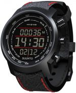 Suunto Elementum Terra N/Black/Red Leather - SLEVA
