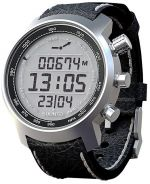 Suunto Elementum Terra P Black Leather - SLEVA