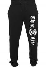 Thug Life Thug Life Old English Sweatpant black - S