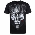 Tričko Blood In Blood Out Toxico T-Shirt Black - M