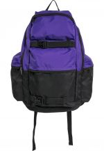 Urban Classics Backpack Colourblocking ultravilolet/black - UNI