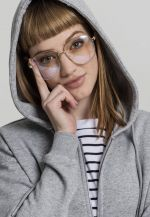 Urban Classics Glasses February gold - UNI